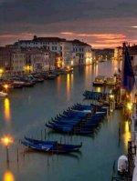 Evening at Venice, Italy..jpg