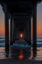 Scripps Pier, La Jolla, California..jpg
