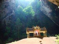 Phrayanakhon Cave, Khao sam roi yot National Park, Prachuap Khiri Khan, Thailand.jpg