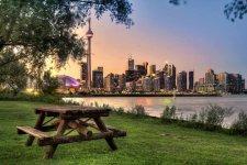 Coloured sunset - Toronto, Canada.jpg